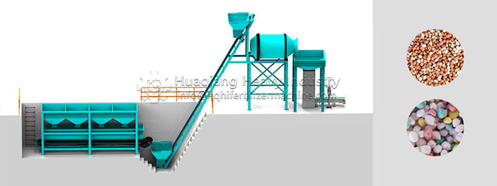 BB Fertilizer Production Line
