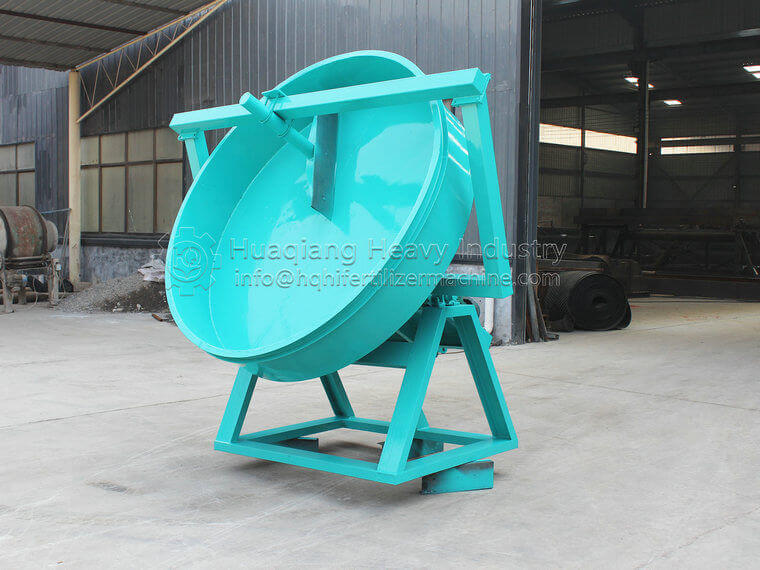 Disc Granulator (Pan Granulator)